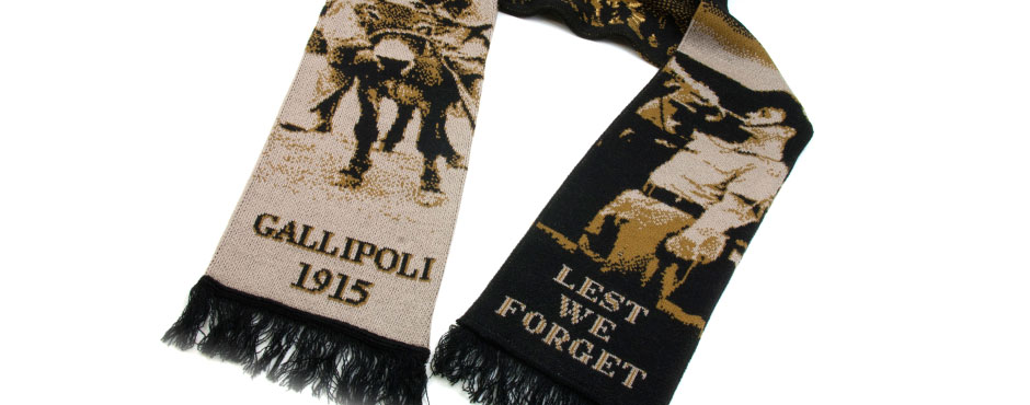Gallipolli Scarf